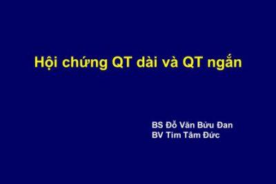 Hội chứng QT ngắn