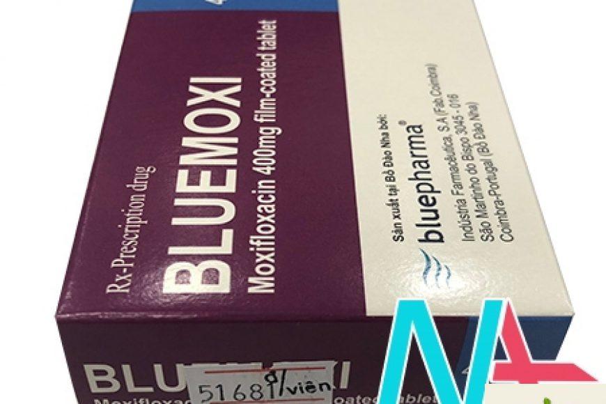 Thuốc Bluemoxi là thuốc gì? giá bao nhiêu? có tác dụng gì?