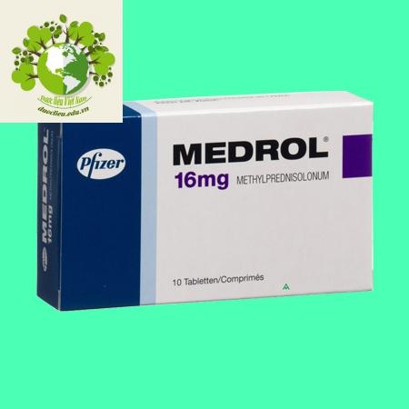 Thuốc medrol 16