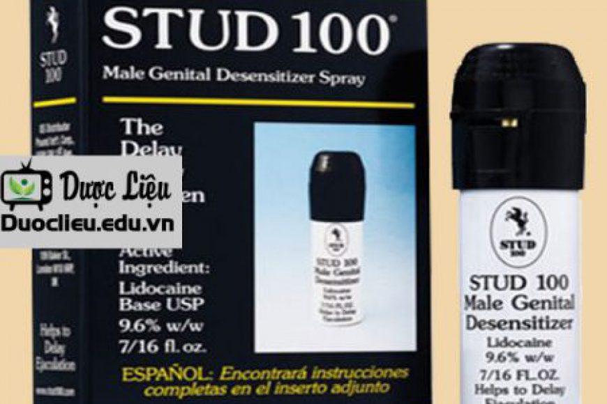 Stud 100 – Trị xuất tinh sớm