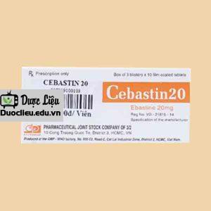 Cebastin 20