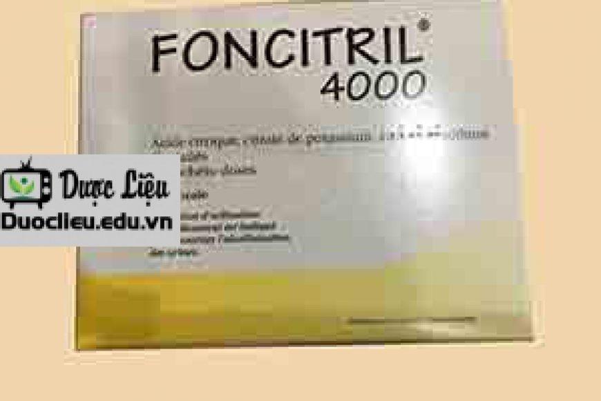 Foncitril