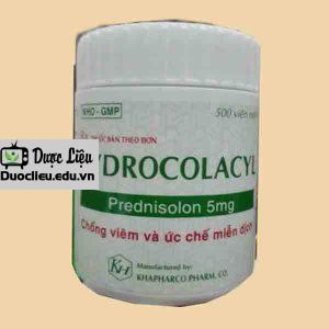 Hydrocolacyl 5mg