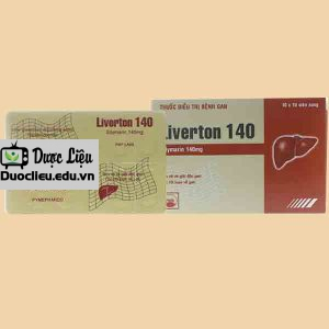 Liverton 140mg