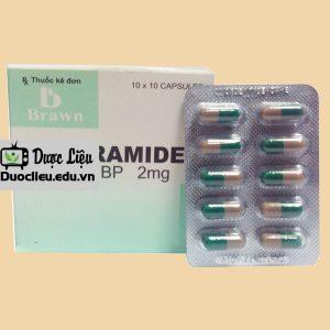 Loperamide Capsules BP 2mg