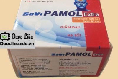 SaviPamol Extra