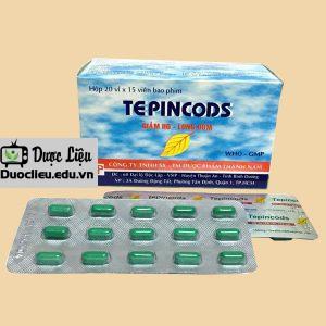 Tepincods