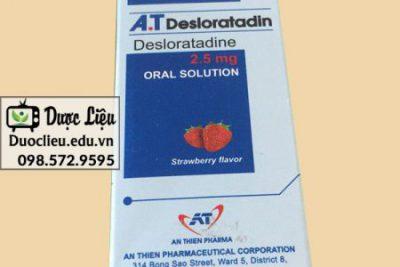 A.T Desloratadin