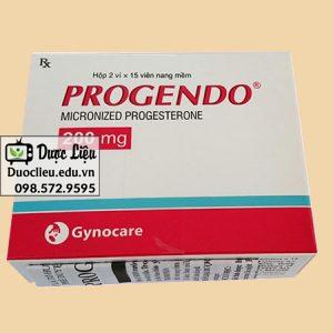 Thuốc Progendo điều trị vô sinh, hiếm muộn