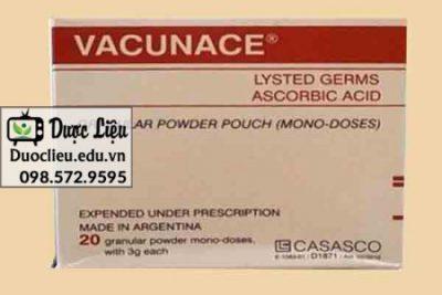 Vacunace