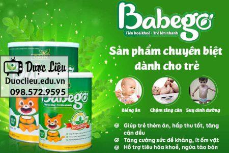 Sữa Babego có tốt không?
