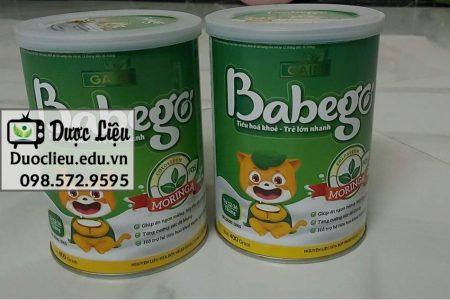 Hình ảnh sữa Babego