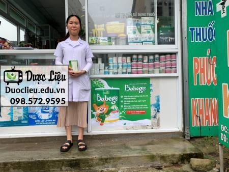 Babego có mặt tại nhiều nhà thuốc, quầy thuốc trên toàn quốc