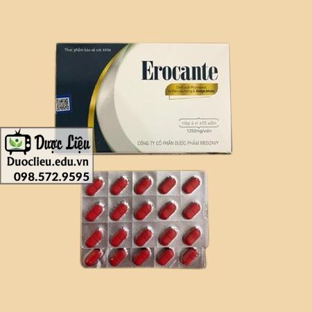 Hình ảnh Erocante được nhiều người tin dùng