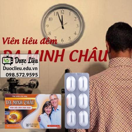 Viên tiểu đêm Dạ Minh Châu