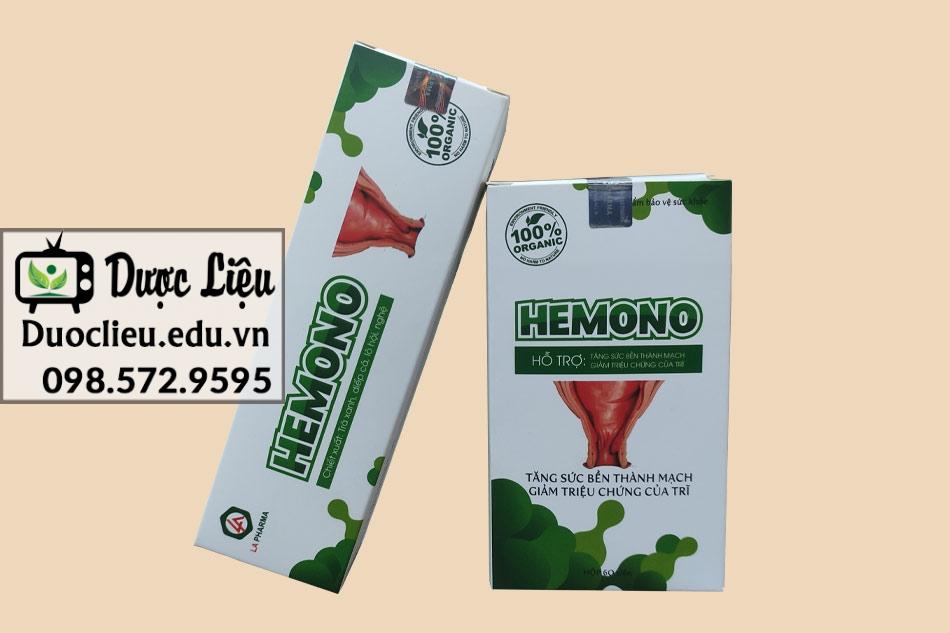 Thành phần của Hemono Gel có gì?
