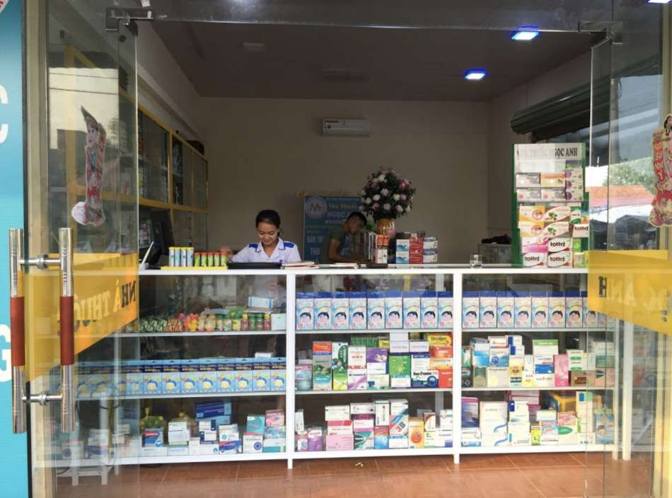 Hình ảnh cơ sở nhà thuốc Ngọc Anh tại Hà Nội